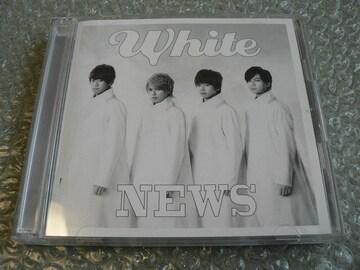 NEWS/アルバム『White』初回限定盤【CD+DVD】他にも出品中