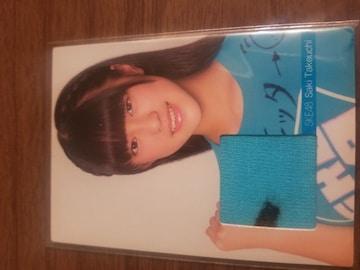 SKE48 竹内彩姫 コスチュームカード