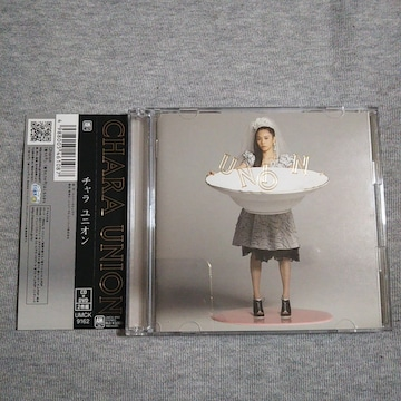 CHARA 初回限定盤 UNION CD+DVD