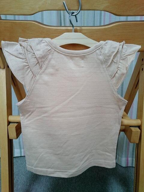 即決★半額以下★ラス1★Biquetteビケット★半袖Tシャツ★80cm < ブランドの