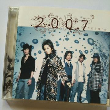 CD SOPHIAアルバム2007送料無料