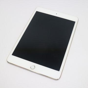 ●安心保証●新品同様●iPad mini 4 Wi-Fi 128GB ゴールド●