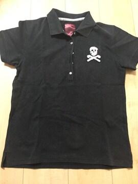 マークアンドロナポロシャツ 黒