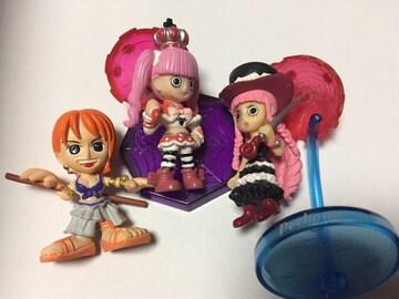 ワンピースコレクション・ペローナ、ナミ(他も出品中)