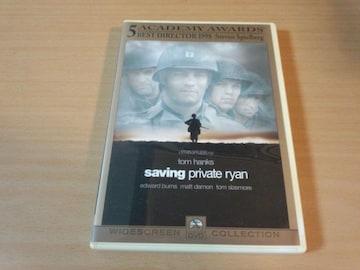 映画DVD「プライベート・ライアン」●