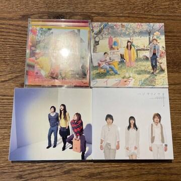 【いきものがかり】アルバム4セット [1st~4th]