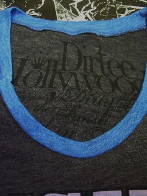 ☆Dirtee Hollwood☆ダーティーハリウッド☆新品☆プリントTシャツ☆ < 女性ファッションの