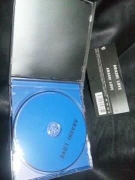《嵐/LOVE》【CDアルバム】