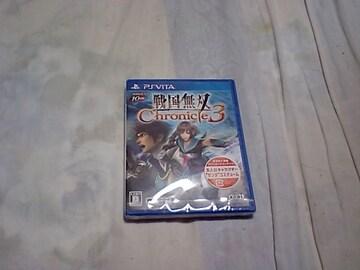 【新品PS vita】戦国無双クロニクル3