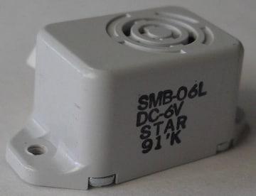 STAR精密/ SMB-06小型電子ブザー未使用品5個1口で!!