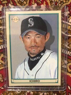 【MLB】『イチロー(ICHIRO)』レギュラーカード.19
