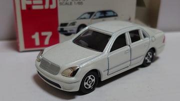絶版赤箱・トヨタ・セルシオ(30系)