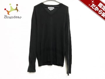 nonnative(ノンネイティブ) 長袖セーター2 メンズ美品  ダークグレー Vネック