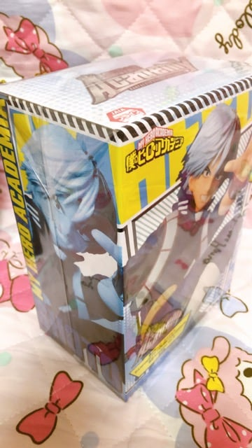 僕のヒーローアカデミア 轟焦凍 フィギュア カラー ver. < アニメ/コミック/キャラクターの