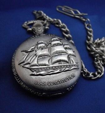 懐中時計シップSV-ポケットウォッチ帆船