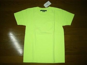 新品サスクワァッチファブリックスSASQUATCHfabrix.ポケTシャツS