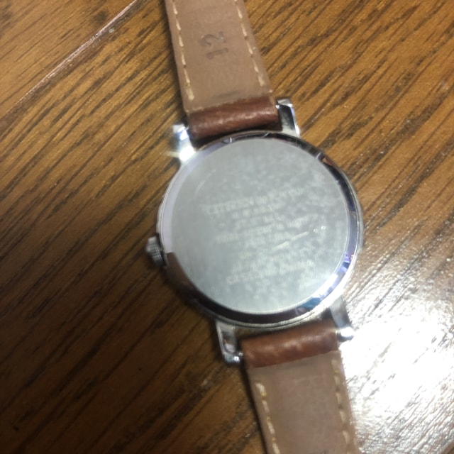 即決 CITIZEN シチズン レオパード ソーラー 腕時計 < ブランドの