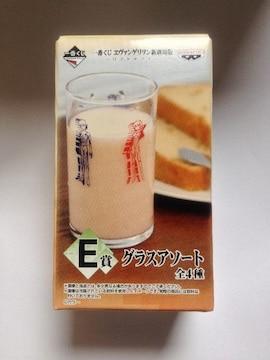 一番くじ エヴァ E賞 グラスアソート 日本製
