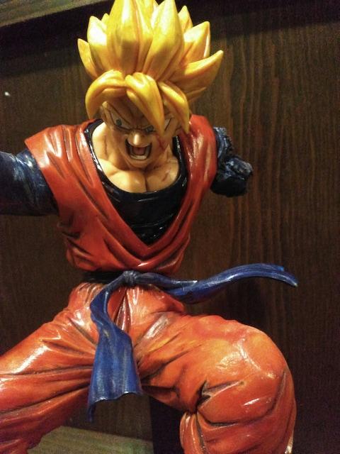 ドラゴンボールレジェンズ改修:孫悟飯 未来編隻腕ver.&17号 < アニメ/コミック/キャラクターの