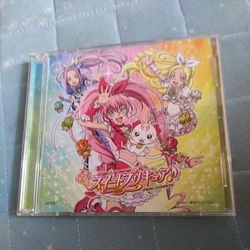 スイートプリキュアDVD.CD