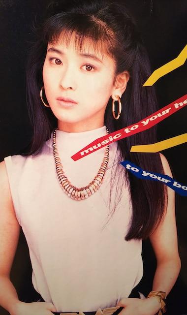 u南野陽子・森高千里・酒井法子・宮沢りえ…【TYO】1989年7月号 < タレントグッズの