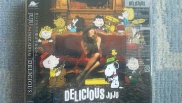 激安!超レア!☆JUJU/DELICIOUS☆初回限定盤/CD+DVD新品未開封!
