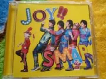 SMAP、JOY!!通常盤、レモンイエロー