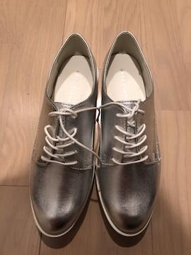 靴 シルバー M シューズ