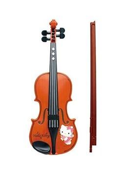 ★ハローキティ★ひけちゃうバイオリン★おもちゃ★女の子★ごっこ遊び★