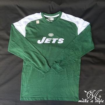 NFL ニューヨーク ジェッツ NY JETS ロンT ロンティー 508 XL