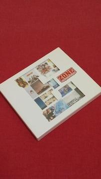 【即決】ZONE(BEST)初回盤CD2枚組