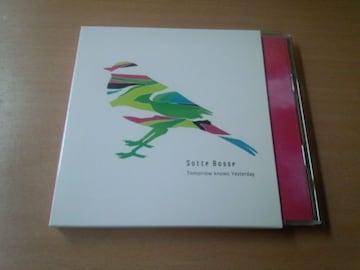 ソットボッセCD「TOMORROW KNOWS YESTERDAY」Sotte Bosse初回盤