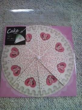 ケーキ型カードミニー