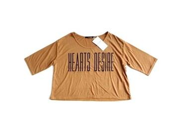 新品 定価2910円 レイカズン Ray Cassin BIG Tシャツ ゆったり