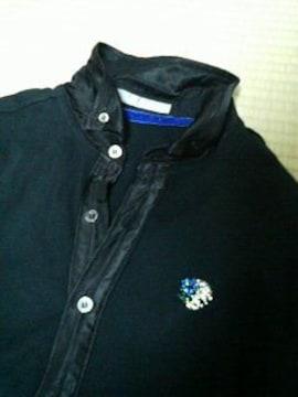 フランシストモークス2シャツ黒スワロスカル