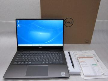 デル Inspiron7391 Core i5-10210U/8G/SSD256G/13.3型フルHDタッチパネル