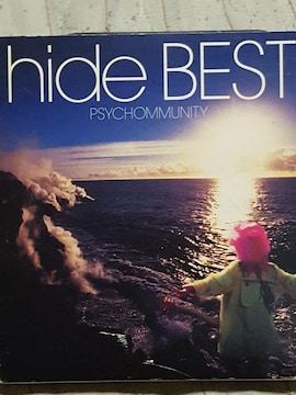 hide(ヒデ) BEST 初回
