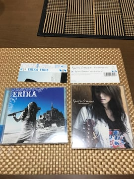 沢尻エリカ初回限定盤CD+DVD帯つきFREEタイヨウのうた通常盤