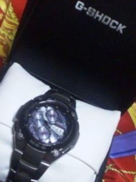 カシオMRG-7000DJチタンGショックタフソーラー電波腕時計定価10万円
