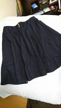 ジョガーデニムスカート