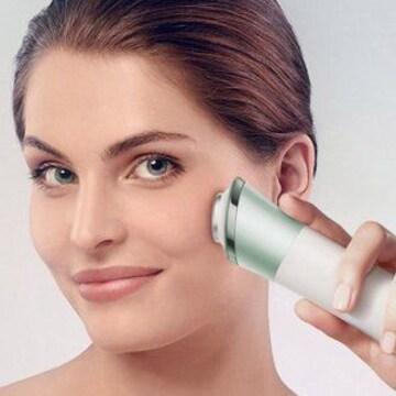 新品フィリップス超音波美顔器乾燥肌1秒間に300回半額以下
