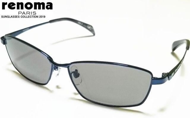 renoma(レノマ) サングラス 20-1150-COL-2  < 男性ファッションの