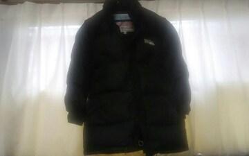 90年代隆盛 FIRST DOWN Mサイズ 美品 黒