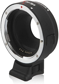 VILTROX EF-EOSM レンズマウントアダプター オートフォーカスリ