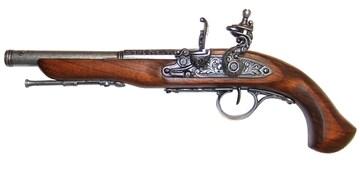 DENIX 1129/G フリントロック 左手用 モデルガン 模造 銃 ガン ピストル