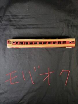 鉄道模型社 国鉄キハ58メーカー完成車体現状渡し