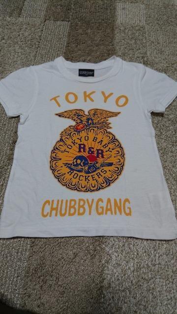 CHUBBYGANG TOKYO半袖Tシャツ  < キッズ/ベビーの