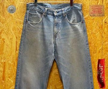 ◆廃盤◆リーバイス534リラックスフィット・W33(88cm)・股下74cm