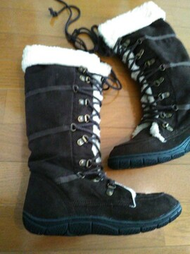 新品;ブーツ(黒)