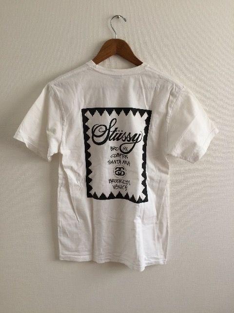stussy Tシャツ M < ブランドの